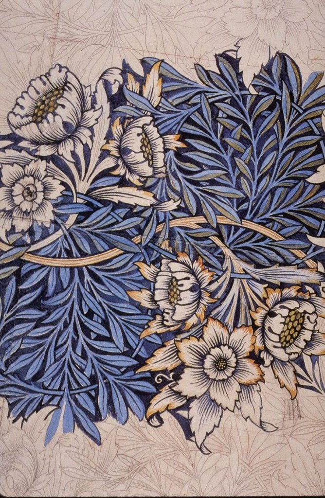 William Morris y su arte