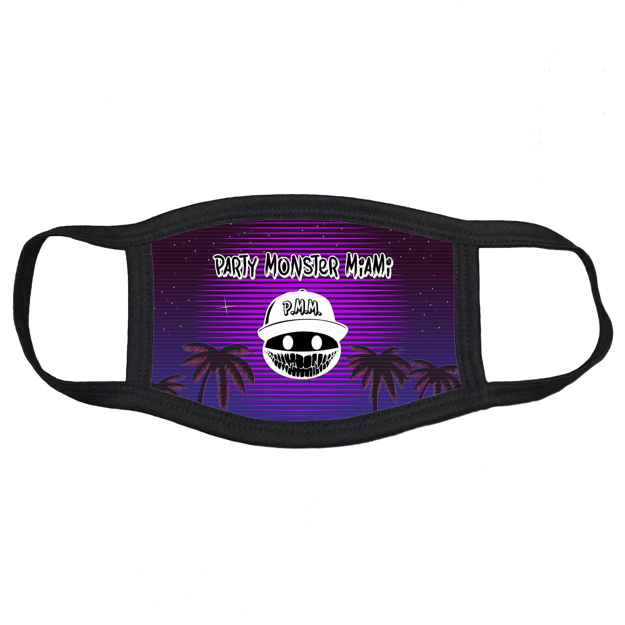 Ganja White Night Dust Mask