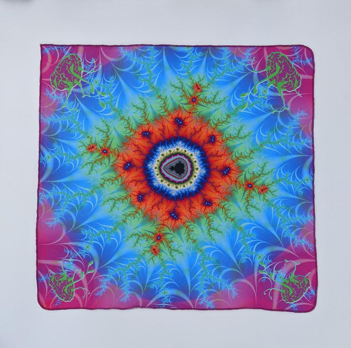 Ganja White Knight Bandana