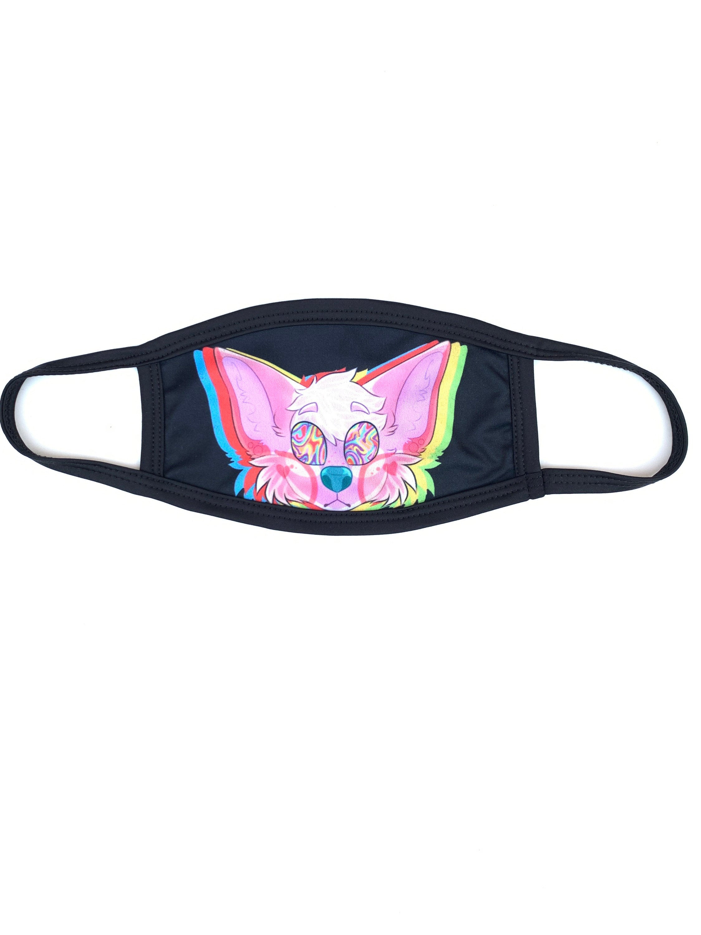 Fox Trip Dust Mask