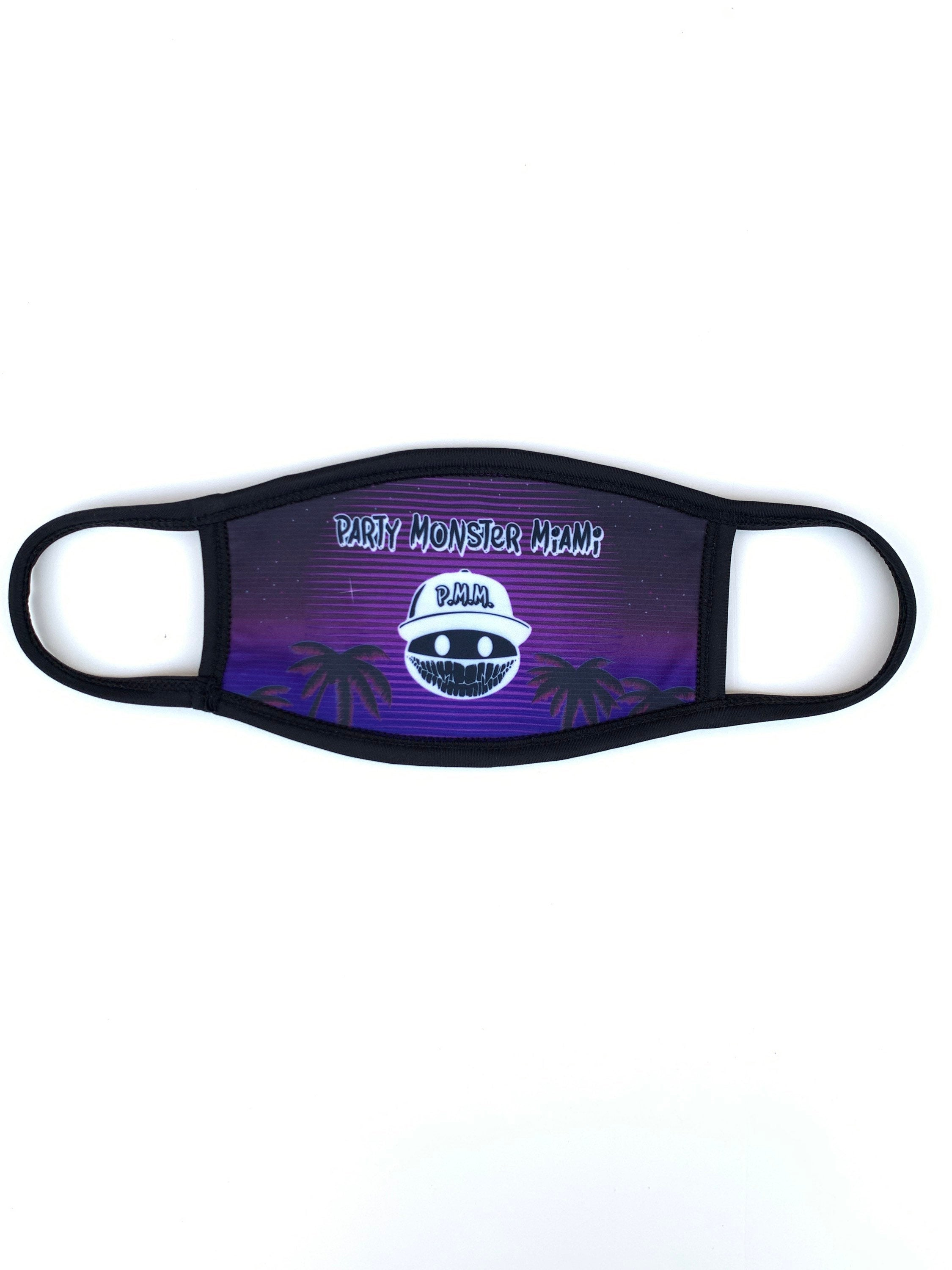 Rainbow Ship Dust Mask