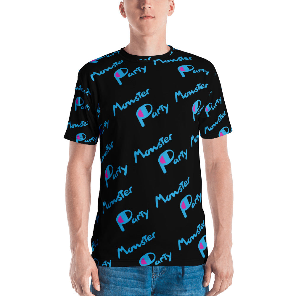 Men's T-shirt Party Monster