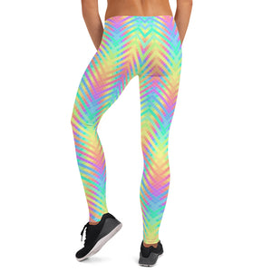 Open image in slideshow, Trippy Leggings