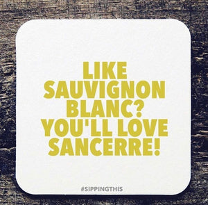 What is the difference between Sancerre and Sauvignon Blanc?