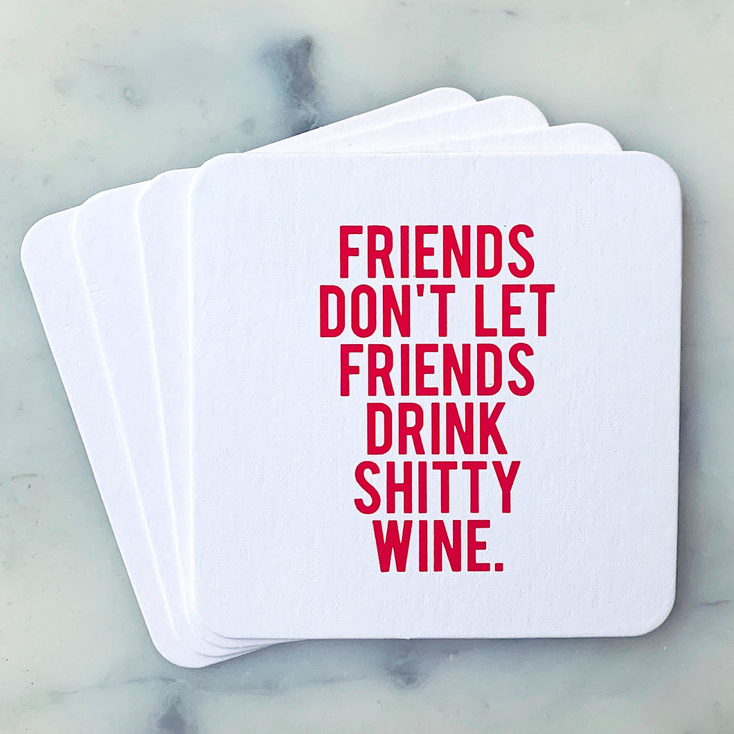 Friendship Coasters