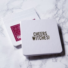 Cheers Witches Coasters