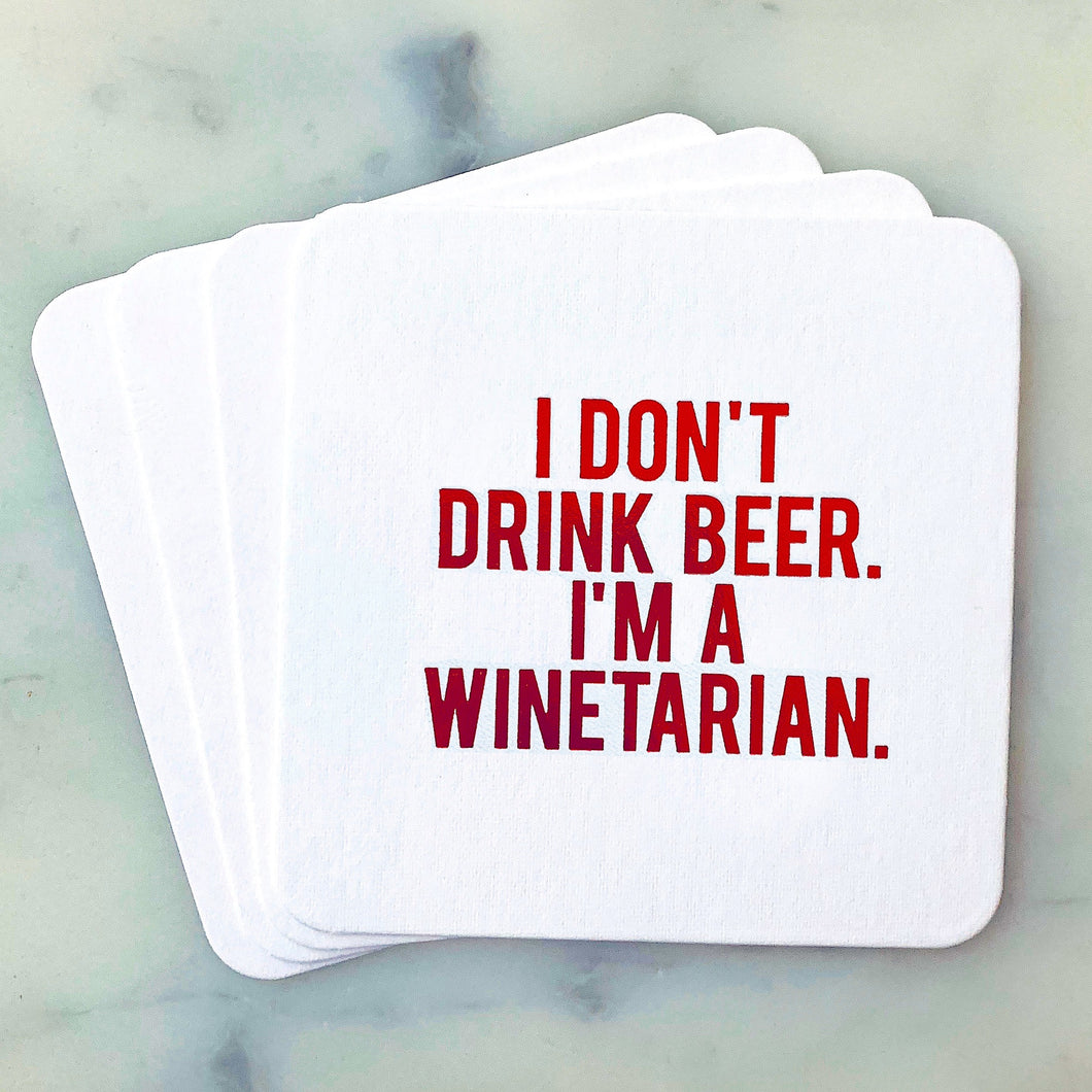 You Aren't Wine Coasters