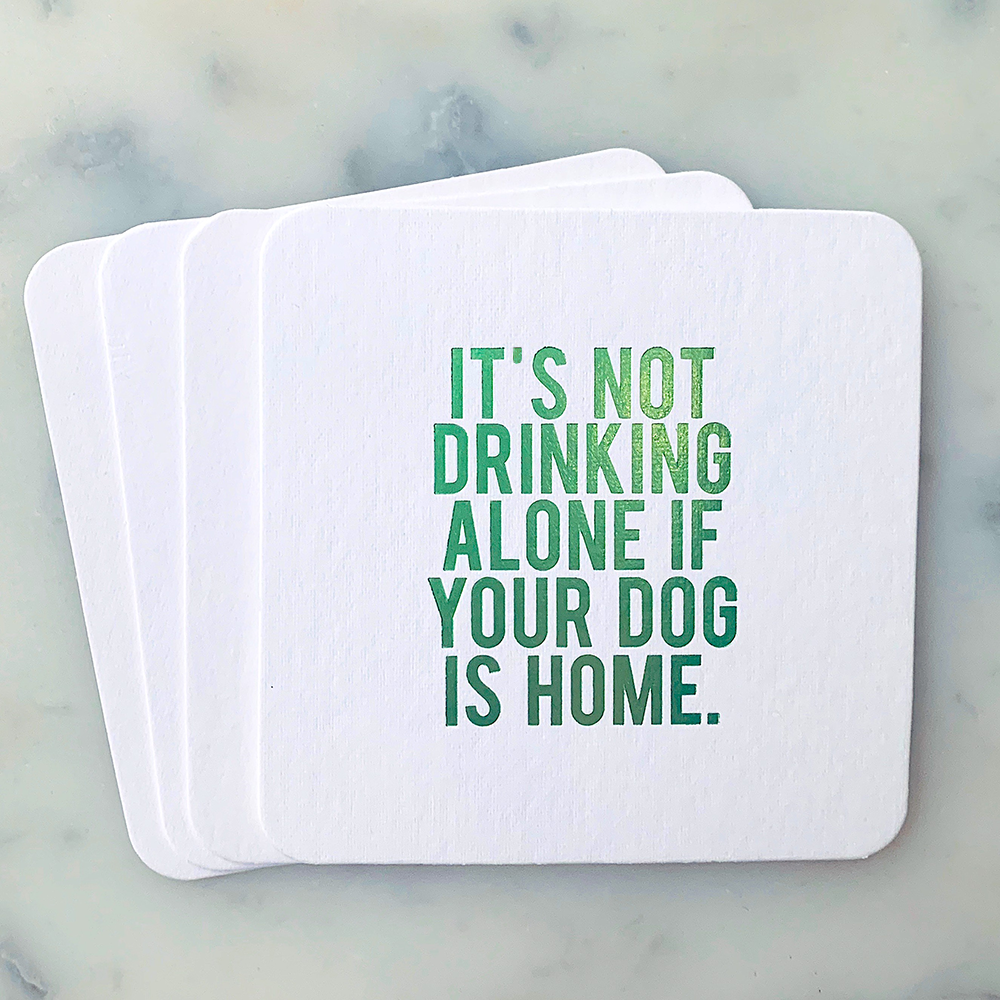 Dog Lover Coasters