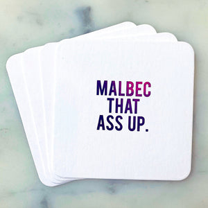 Malbec Lover Coasters