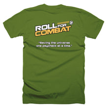 Roll For Combat Crew with CHDRR Mk 3