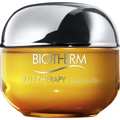 Blue Therapy Cream-In-Oil olejkowy krem do twarzy 50ml