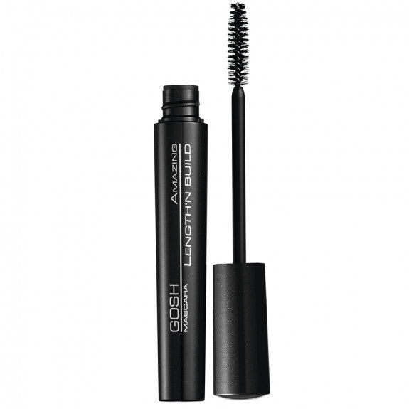 Amazing Length'N Build Mascara wydłużający tusz do rzęs Black 9ml
