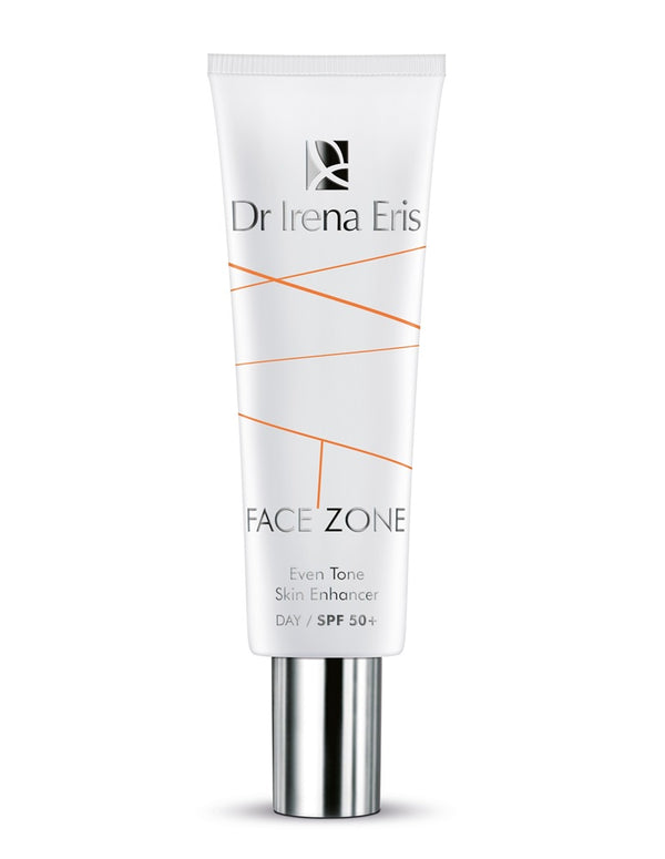 Face Zone Even Tone Skin Enhancer krem antyrodnikowy tonujący SPF 50+ 30ml