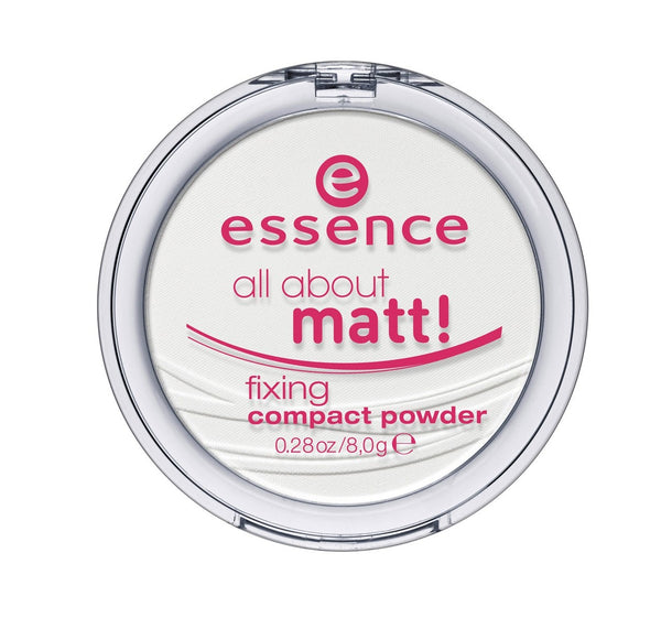 All About Matt Fixing Compact Powder puder matujący w kompakcie 8g