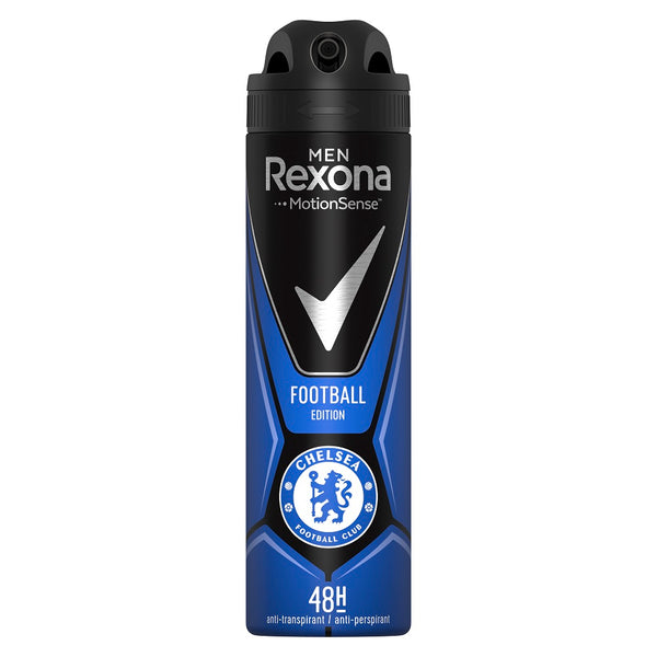 Men Football Edition Chelsea Anti-Perspirant 48h antyperspirant spray 150ml
