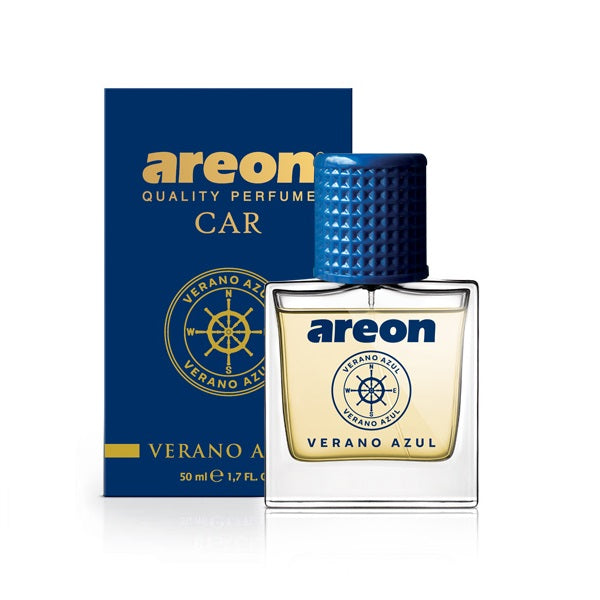 Car Perfume Glass perfumy do samochodu Verano Azul 50ml