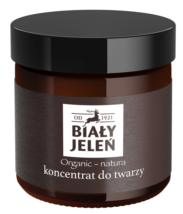 Organic-natura koncentrat do twarzy 60ml