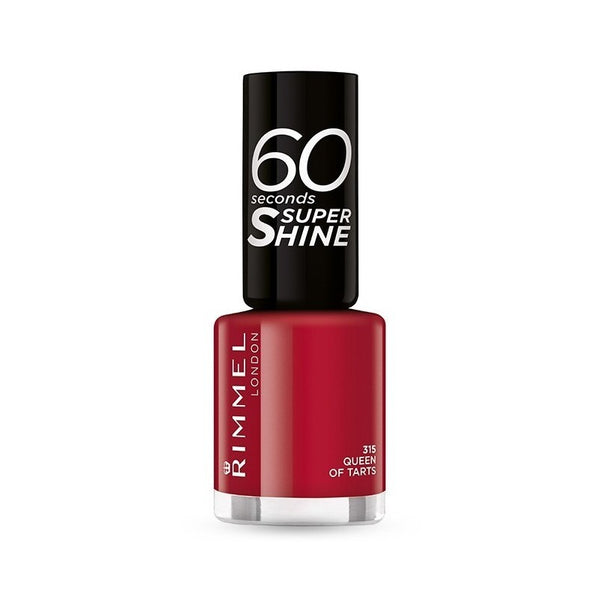 60 Seconds Super Shine lakier do paznokci 315 Queen Of Tarts 8ml