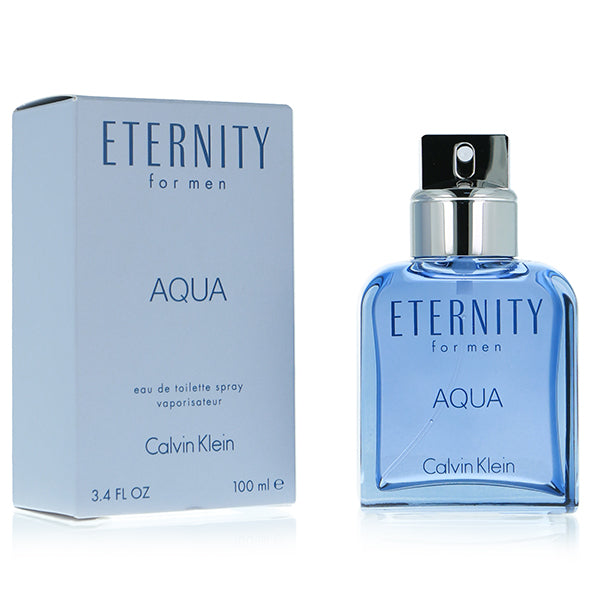 Eternity For Men Aqua woda toaletowa spray 100ml