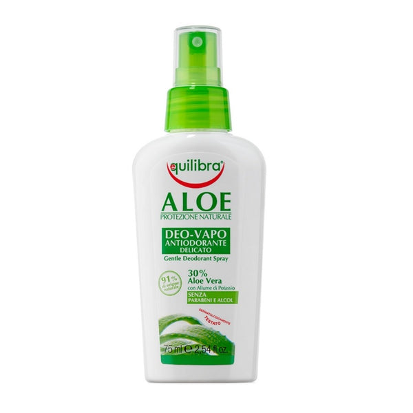 Aloe Gentle Deodorant aleosowy dezodorant spray 75ml