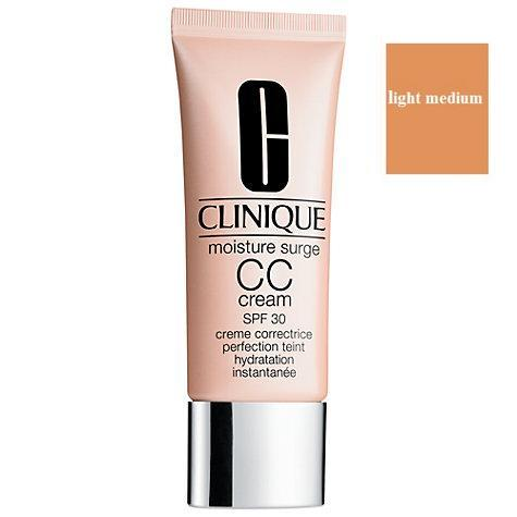 Moisture Surge CC Cream SPF30 krem CC do twarzy Light Medium 40ml