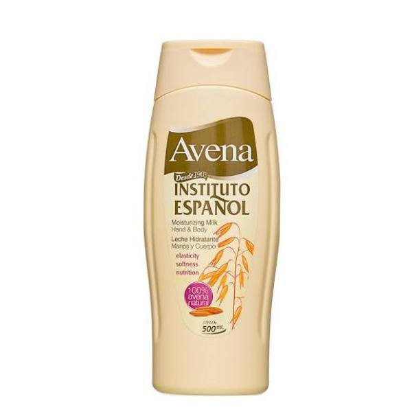 Avena Moisturizing Milk Hand & Body mleczko do ciała Owies 500ml