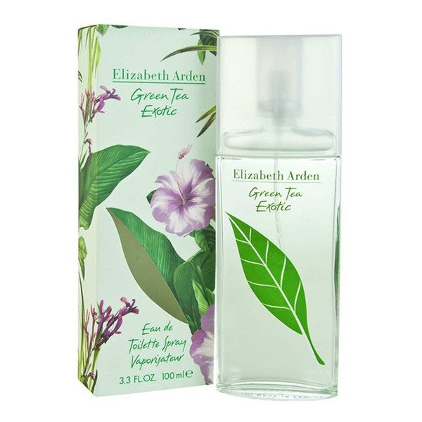 Green Tea Exotic woda toaletowa spray 100ml