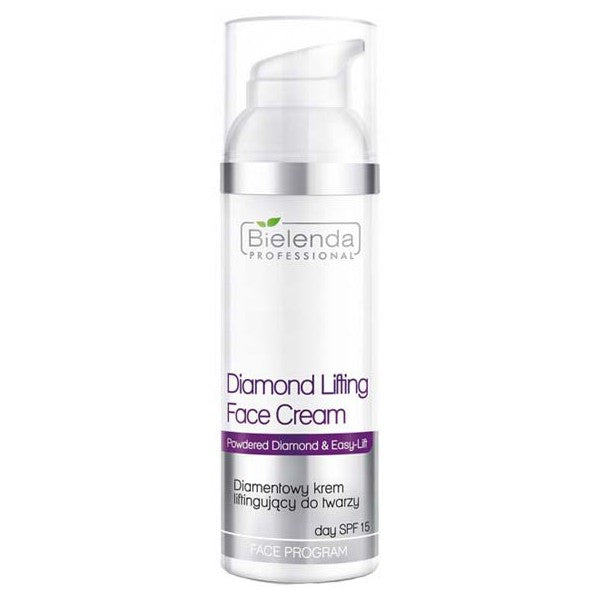 Diamond Lifting Face Cream diamentowy krem liftingujący do twarzy SPF15 50ml