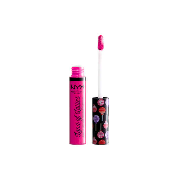 Land Of Lollies Glossy Lip Tint błyszczyk do ust Sweek Cheeks 8ml