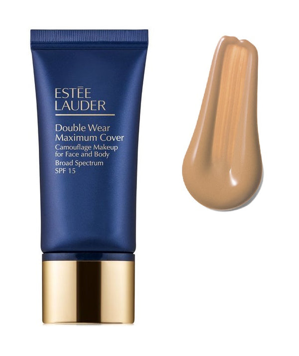 Double Wear Maximum Cover Camouflage Makeup For Face And Body podkład kryjący SPF15 2C5 Creamy Tan 30ml