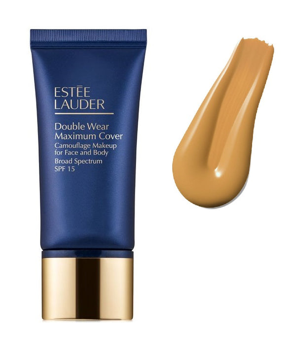 Double Wear Maximum Cover Camouflage Makeup For Face And Body podkład kryjący SPF15 4N2 Spiced Sand 30ml
