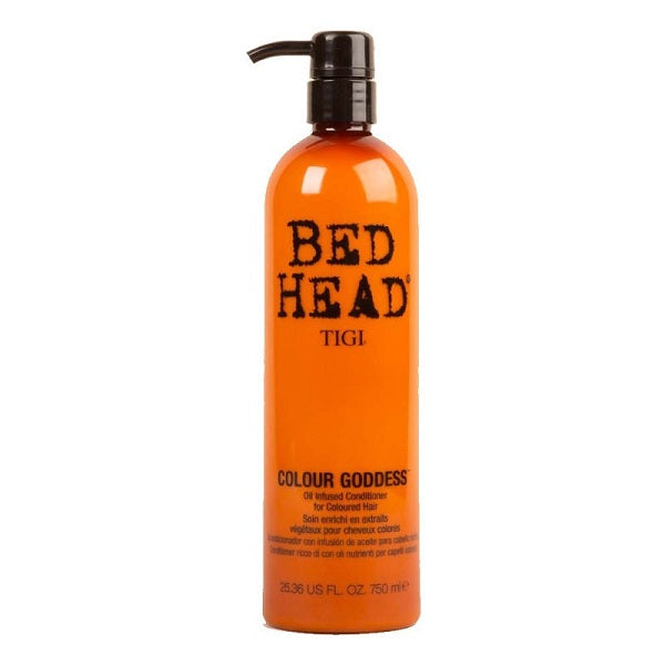 Bed Head Colour Goddess Conditioner odżywka do włosów farbowanych dla brunetek 750ml