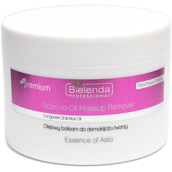 Essence of Asia Glow Balm To Oil Makeup Remover olejowy balsam do demakijażu twarzy 150g