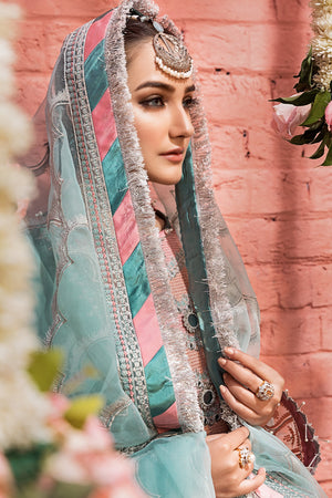 Icy Morn - Luxury Unstitched 3 pc - yesonline.pk