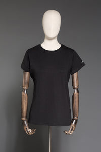 Plain Black yesonline.Pk Statement T-shirt - yesonline.pk