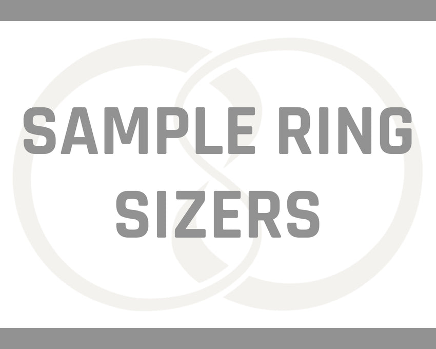 Sample Ring Sizers