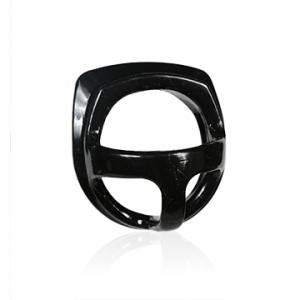 PERFECT FIT BALL SPLITTER RING BLACK