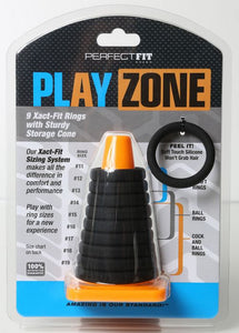 PERFECT FIT PLAYZONE COCK RINGS