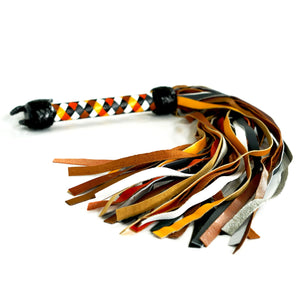 The Dungeon Store - Bear Pride Flogger