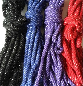 Violet Wand Conductive Rope Bundle