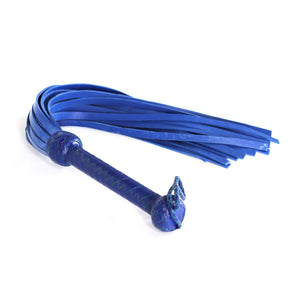 Neoprene and Leather Flogger
