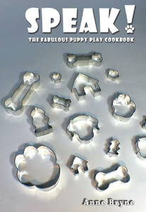 Puppy Cookbook by Anne Bryne Author