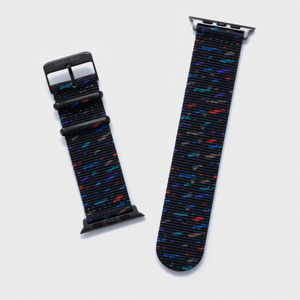 'Confetti' NATO Band For Apple Watch 1-5