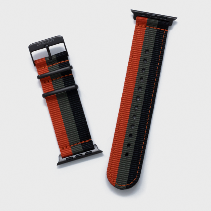 'Ingolstadt' NATO Band For Apple Watch 1-5