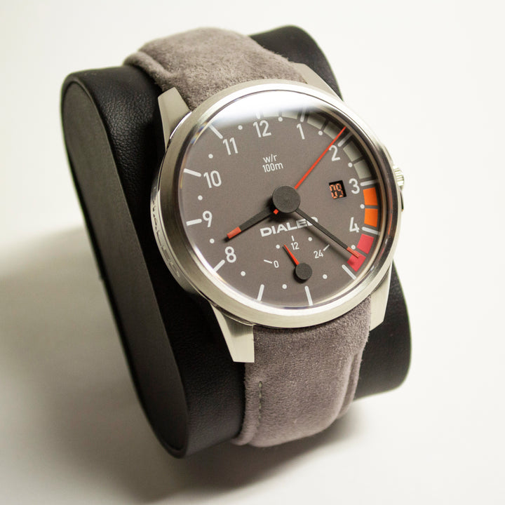 Forty-Six, Stainless Steel Case