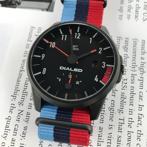 Thirty-Six, Black PVD Case