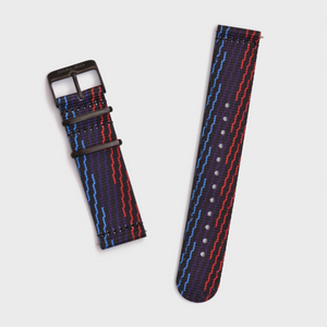 'M-Tech' Two-Piece NATO Band
