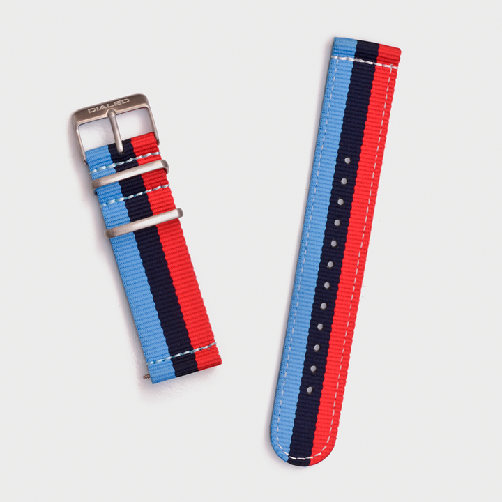 'Motorsport' Two-Piece NATO Band