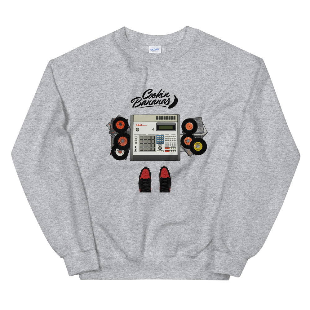 COOKIN BANANAS Sweatshirt
