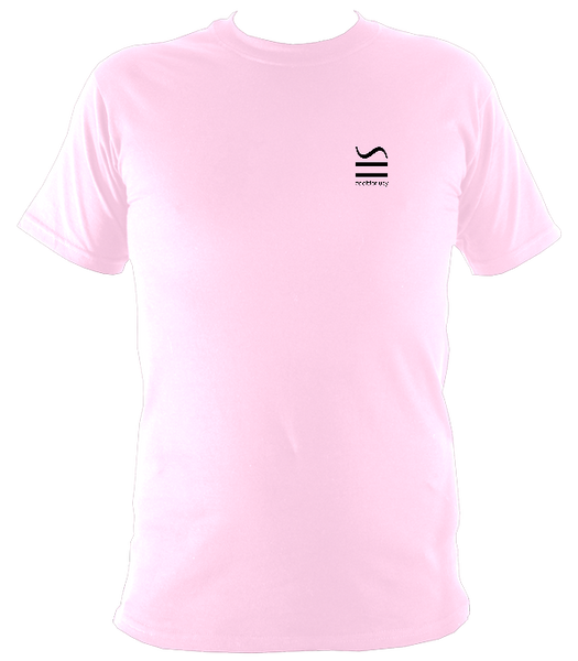 LEF Pink T-Shirt v2 - No Back logo